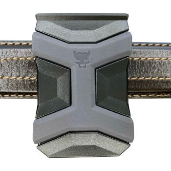 Universal CCW Magazine Carrier with Glock 17 Magazine on 5.11 Belt On Waist Band OWB